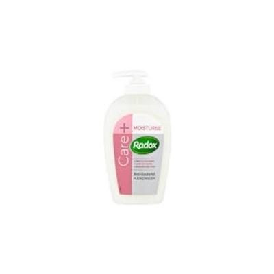Obrázok RADOX moisturise antibakteriálne mydlo 250ml